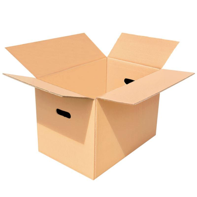 Pudełko klapowe 600x400x400mm - komplet 15 szt