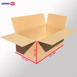 Karton klapowy 300x200x200mm 3W B 390g/m2 20 szt.