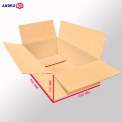 Karton klapowy 640x380x190mm 3W Paczkomat B 10 szt