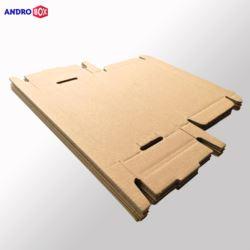 Pudełko fasonowe 180x120x40mm - komplet 40 szt.