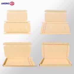 Pudełko fasonowe 200x150x50mm - komplet 40 szt.