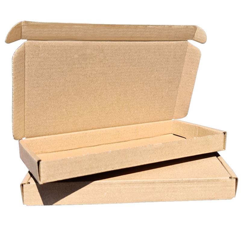 Pudełko fasonowe 200x100x20mm - komplet 45 szt.