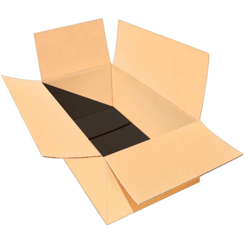 Pudełko klapowe 640x380x190mm gabaryt B 10szt