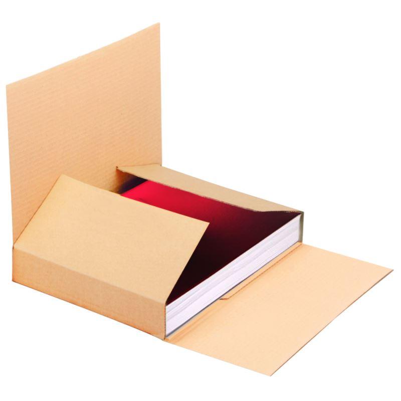Karton na książki multimail A5 240x175x75mm 40szt.